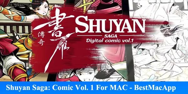 Free Download Shuyan Saga Comic Vol 1 For MAC