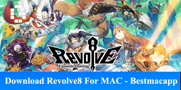 free downlaod Revolve8 For Mac