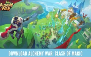 Download Alchemy War_ Clash of Magic For PC on Windows And MAC
