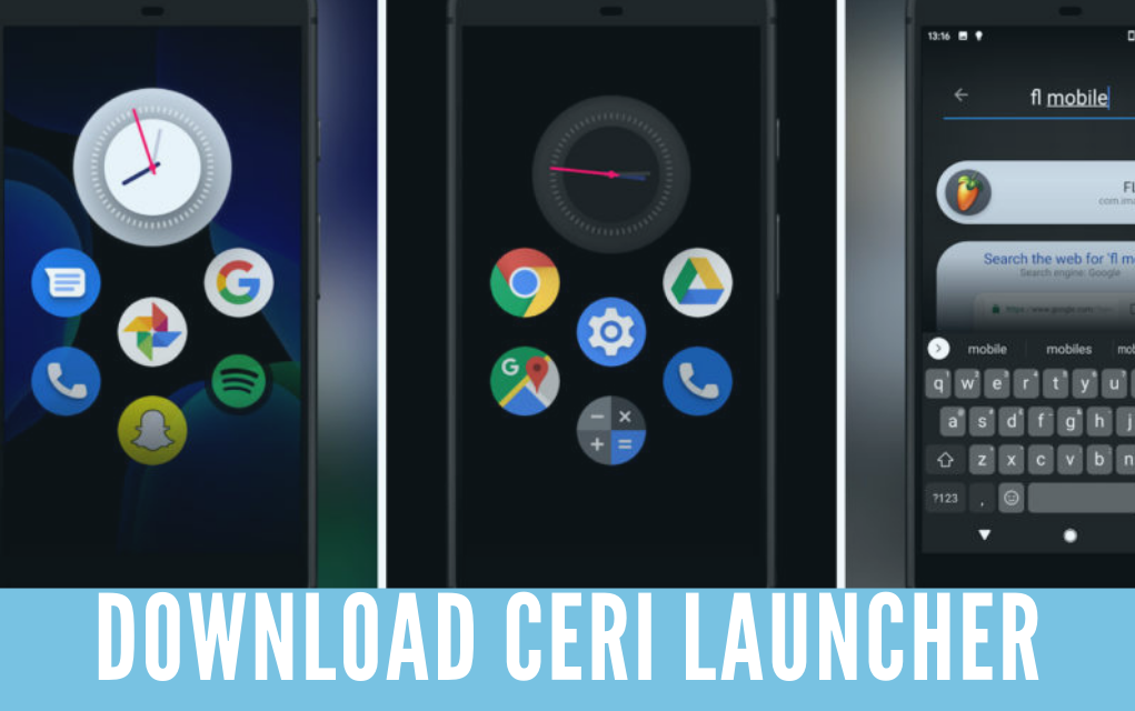 Download Ceri Launcher For PC on Windows & MAC