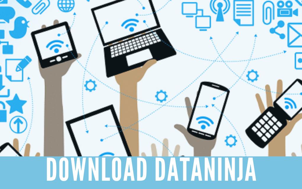 Download DataNinja - Boost Your Bandwidth For PC on Windows & MAC