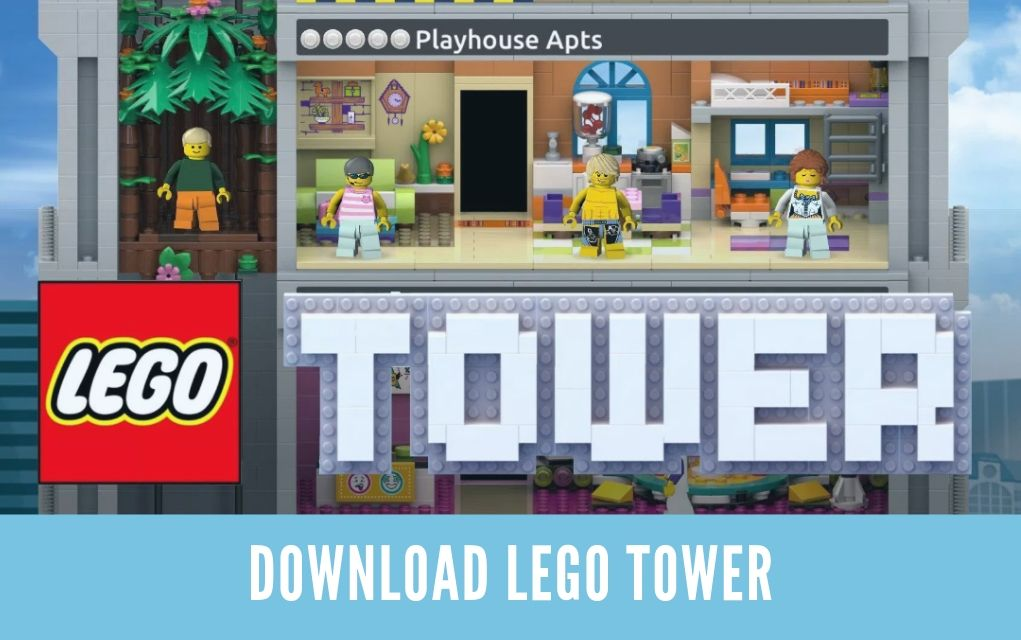 Download LEGO Tower