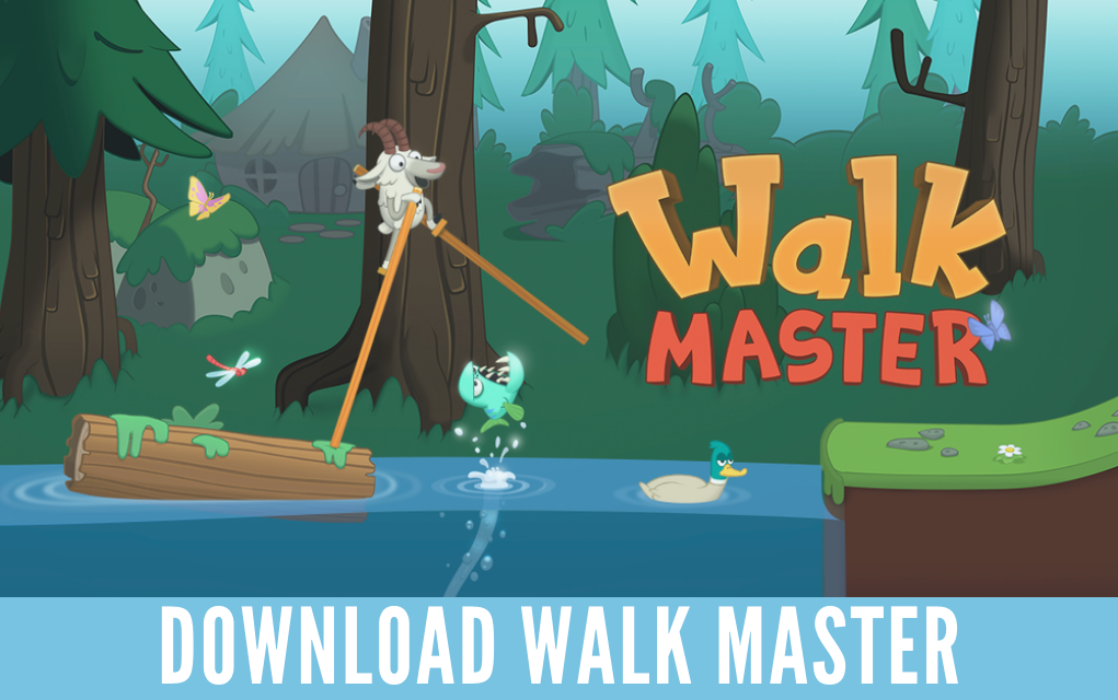 Download Walk Master For PC on Windows & MAC