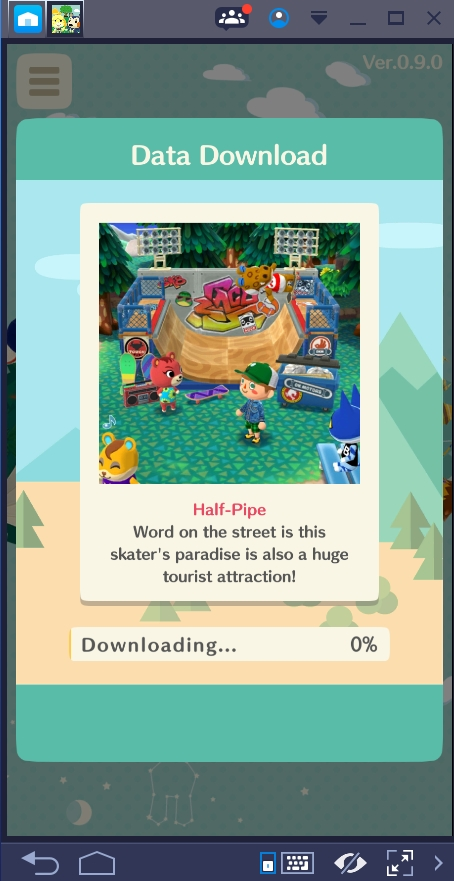 Animal Crossing Pocket Camp PC on Bluestacks