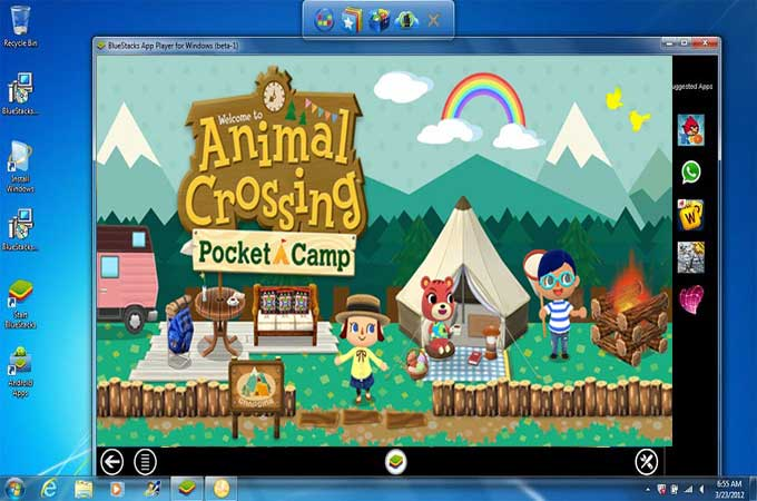 Animal Crossing Pocket Camp PC