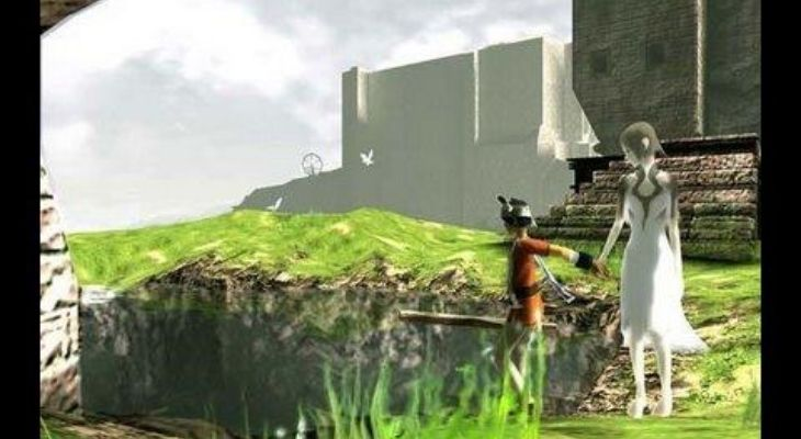 Ico and Shadow of the Colossus Collection Game(1)