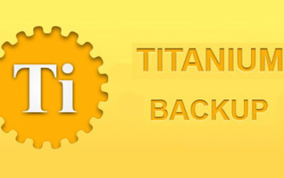 How to use Titanium Backup