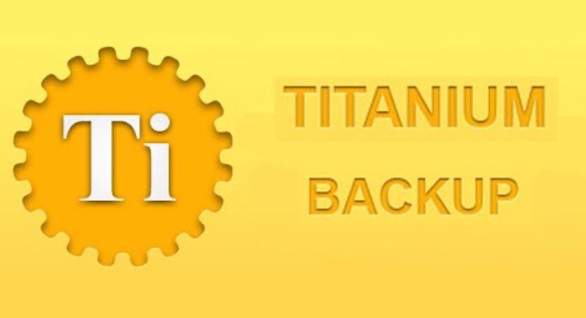How to use Titanium Backup