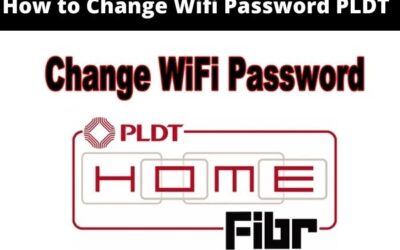 How to Change Wifi Password PLDT
