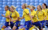SWEDEN WOMEN'S SOCCER TEAM