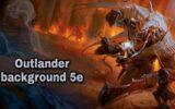Outlander background 5e