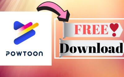 Powtoon offline installer for Window PC